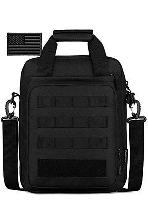 Protector Plus Taktische Messenger-Tasche für Herren, Militär, MOLLE-Tragetasche, Schultertasche, Werkzeugkoffer, Sturmausrüstung, Handtaschen, Tasche für Outdoor