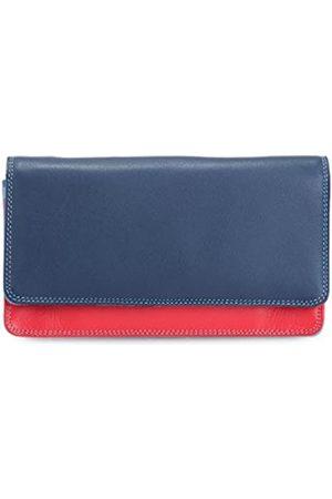 Mywalit Leder damen Geldbörse - Medium matinee purse wallet - 237-127 - royal