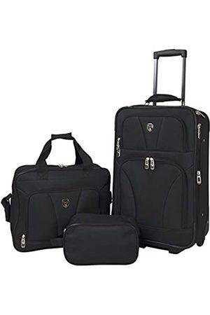 Travelers Club 3 Piece Bowman Luggage Set