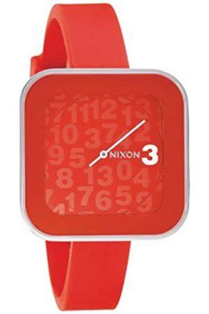 Nixon Damen-Armbanduhr Analog - Digital Silikon A162200-00