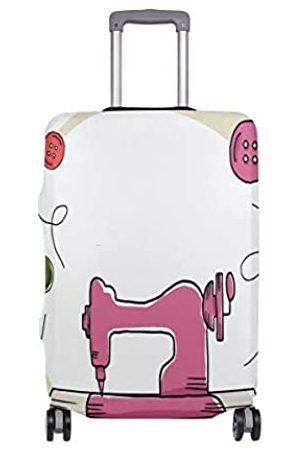 Maolong Reisegepäckabdeckung, Dämmerung, Koffer-Schutz, staubdicht, dehnbar, passend für 45,7-50