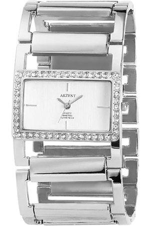 Akzent Damen-Uhren mit Metallband SS8122500002
