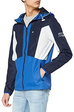 JACK & JONES Male Leichte Jacke Kapuzen Colourblocking XLNavy Blazer 2