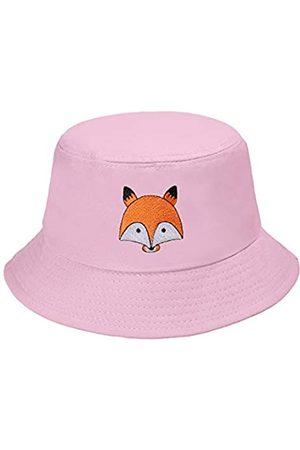 ZLYC Bucket Hat, modisch, mit Stickerei, Sommerhut