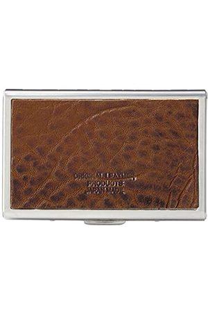 Naniwa Leather Himeji Leder Qos Zigarettenetui (Metall) - 4589542638569