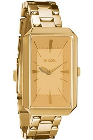 Nixon Damen-Armbanduhr Analog Edelstahl A284502-00