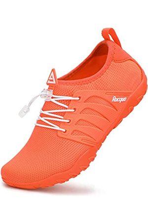 Racqua Beach Shoes Quick Dry Barefoot Water Aqua Sport Swim Surf Pool Diving for Men Women 12.5