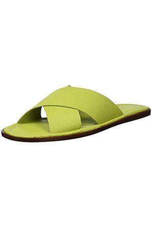 Bettye Muller Keen Sandale für Damen, Gelb (Limone)