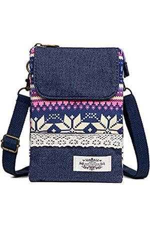Tangostu Niedliche kleine Umhängetasche, Handy-Geldbörse, geräumige Taschen für Frauen, Teenager