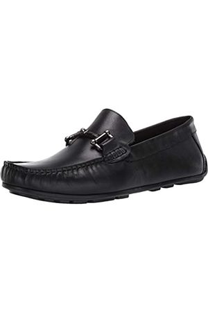 Driver Club USA Herren Luxury Full Sole with Leather Bit Buckle Driving-Stil, Loafer