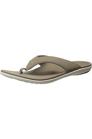 Spenco Yumi Sandal, Herren Yumi Frauen Zehensteg Sandale, (Walnut)