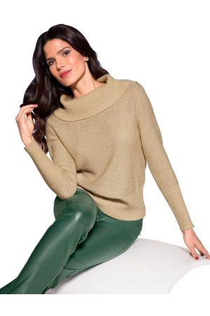 Ashley brooke Rollkragenpullover »Pullover«