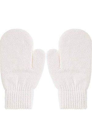 Zhehao Damen Strick Handschuhe Winter Warme Handschuhe Einfarbig Handwärmer für Indoor Outdoor Aktivitäten