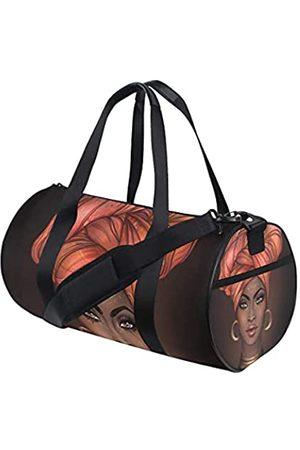 alaza Reisetasche mit rosa Glitzer-Herzen, Sportgepäck mit Rucksack, Tragetasche
