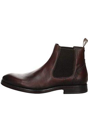 Salamander Herren Chelsea Boots Ferodo Chelsea-Boots Leder Gr. 40