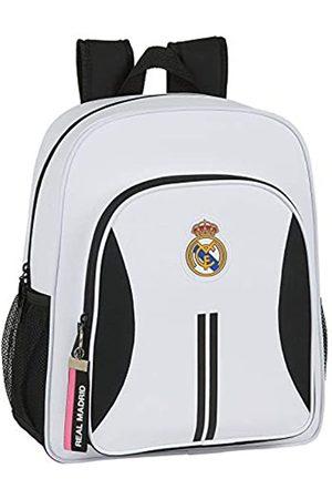 Safta Real Madrid 1a Equipation 20/21 Umhängetasche mit Außentasche