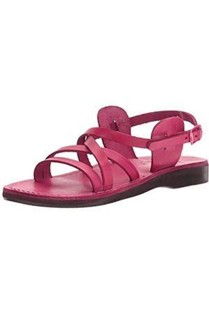Jerusalem Sandals Damen Tzippora Gladiator, Pink (Rose)