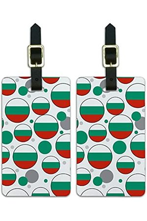 Graphics and More Graphics & More c-Bulgarien Nationalflagge - Luggage.Tags.09548