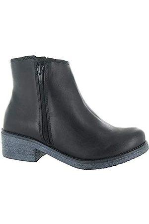 Naot Damen Wanderstiefel, (Black Water Resistant Leather)