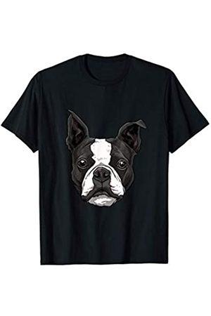 Wowsome! Boston Terrier Dog Shirt Cute Dog Breed Lover Men Women T-Shirt