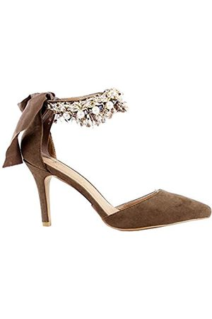 El Caballo Damen Zapato DE Fiesta CORIA Schuhe