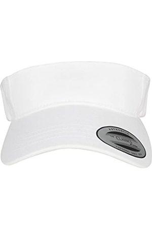 Flexfit Yupoong Damen und Herren Curved Visor Cap - Unisex Sonnenblende mit Klettverschluss