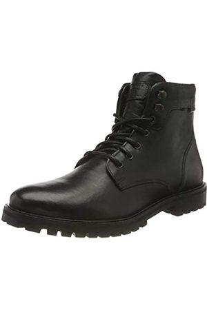 Levi's Herren 232339-777-59_40 Lace-up shoes, Black