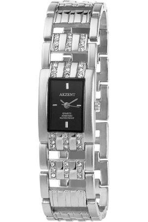 Akzent Damen-Uhren mit Metallband SS8221000003