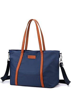 VOGUZY Laptop-Tragetasche für Damen, Nylon, Handtasche