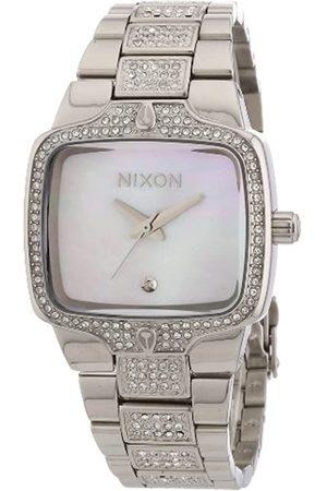 Nixon Damen-Armbanduhr Analog Edelstahl A300710-00