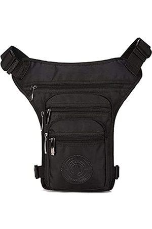Hebetag Oberschenkeltasche aus Nylon, für Herren, taktische Militär, Motorradfahrer, mehrere Taschen, für Reisen, Wandern, Klettern, Radfahren, Outdoor, Bauchtasche
