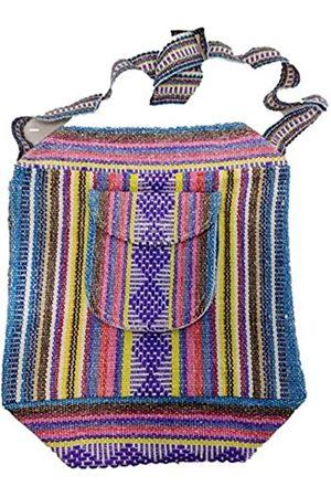 Generic Große Basteltasche, bunt, multifunktional, mexikanische Reißverschlusstasche