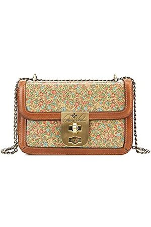 Patricia Nash Fleuriste Collection Roanne Chain Crossbody Bag