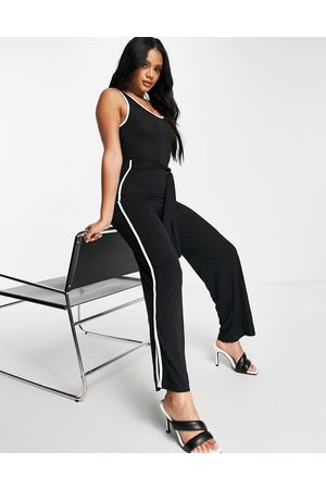 Love & Other Things – Jumpsuit in mit weitem Bein