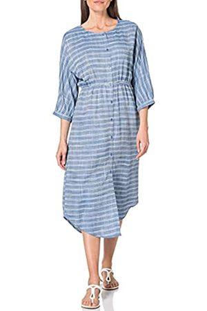 YAS Damen ELMA 3/4 Long Shirt Dress - ICON Kleid