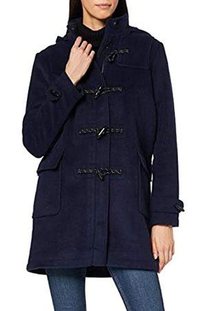 MERAKI Amazon-Marke: Damen Dufflecoat aus Wolle, 44