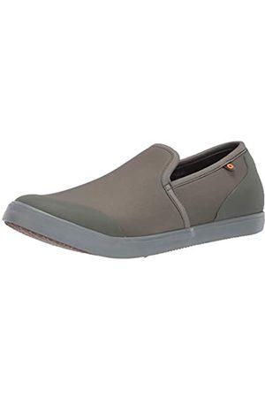 Bogs Damen Kicker Loafer, wasserabweisend, flach, Braun (Loden)