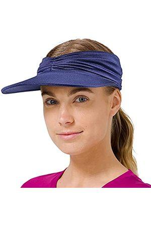 Dsia Zamur Sonnenblende Hüte für Frauen Sport Damen Sonnenschutz Strandhut zum Einkaufen Laufen Golf Tennis - - Einheitsgröße