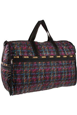 LeSportsac Extra große 7286P Reisetasche für Damen, Mehrere (Punk Plaid)