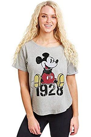 Disney Damen T-Shirts, Polos & Longsleeves - Damen Mickey Year T-Shirt