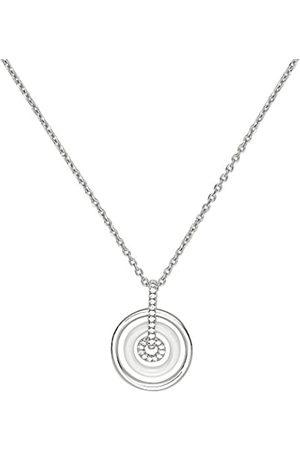Ceranity Damen-1-52/0015-BDamen-RingSterling-Silber925397gKeramikZirkoniaWeiß45cm