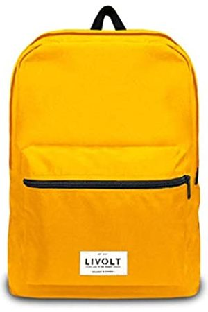 Livolt Unisex-Erwachsene Spectra Yellow Rucksack