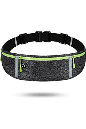 EAGLERY Laufgürtel, Laufgürtel für Damen und Herren, reflektierender Laufgürtel, Fitness-Workout-Tasche, kein Hüpfen