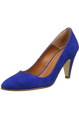 Emma Go Damen 16035 Pumps, - (Electric Blue)