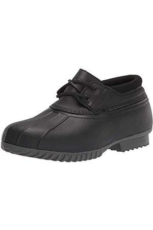 Propet Women's Ione Rain Shoe, Black