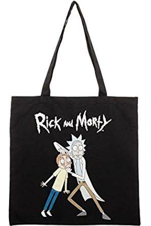 Bioworld Rick And Morty Tragetasche aus Segeltuch