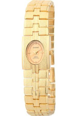 Akzent Damen-Uhren mit Metallband SS7104000014