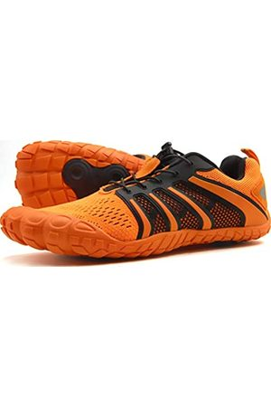 Oranginer Herren Barfußschuhe Big Toe Box Minimalistische Cross Training Schuhe für Männer, (2- )