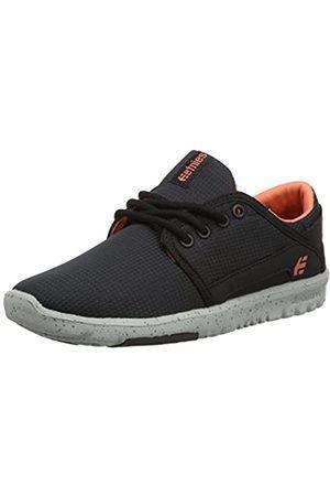 Etnies Damen Scout Sneaker, Black/Grey