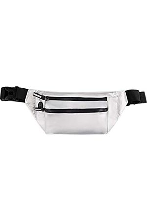 Gebaozhen Waist Bag Wasserdichte Reisetasche Hüfttasche Hüfttasche mit Phosphor Streifen reflektierend strapazierfähige Hüfttasche Gürteltasche Lauftasche Perfekt für Wandern, Radfahren, Laufen